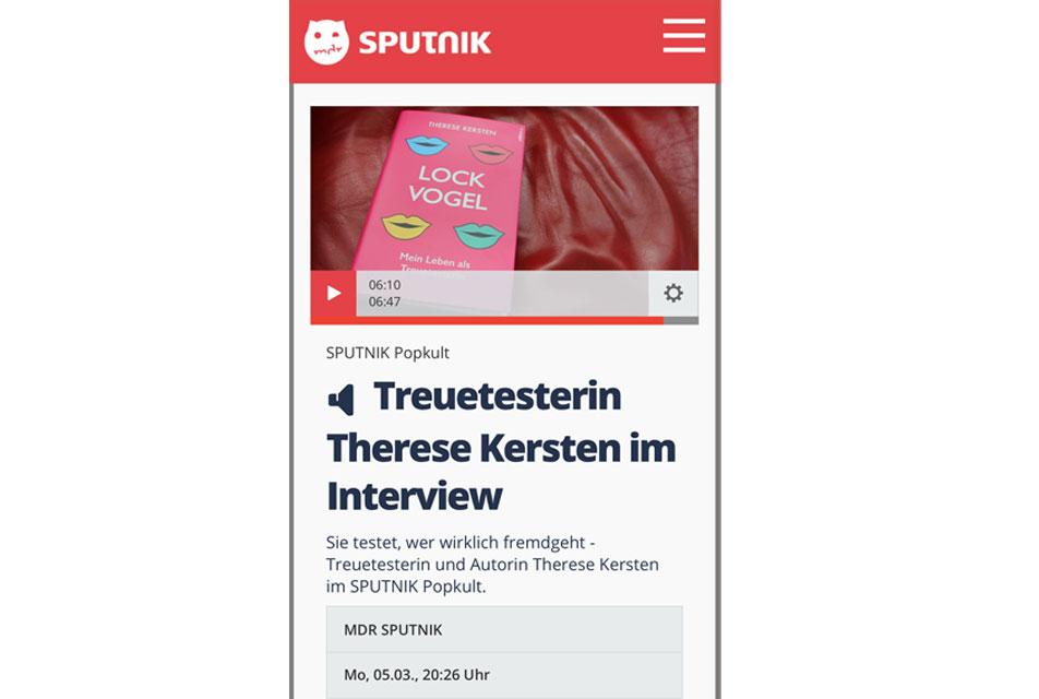 MDR Sputnik 05.03.2018