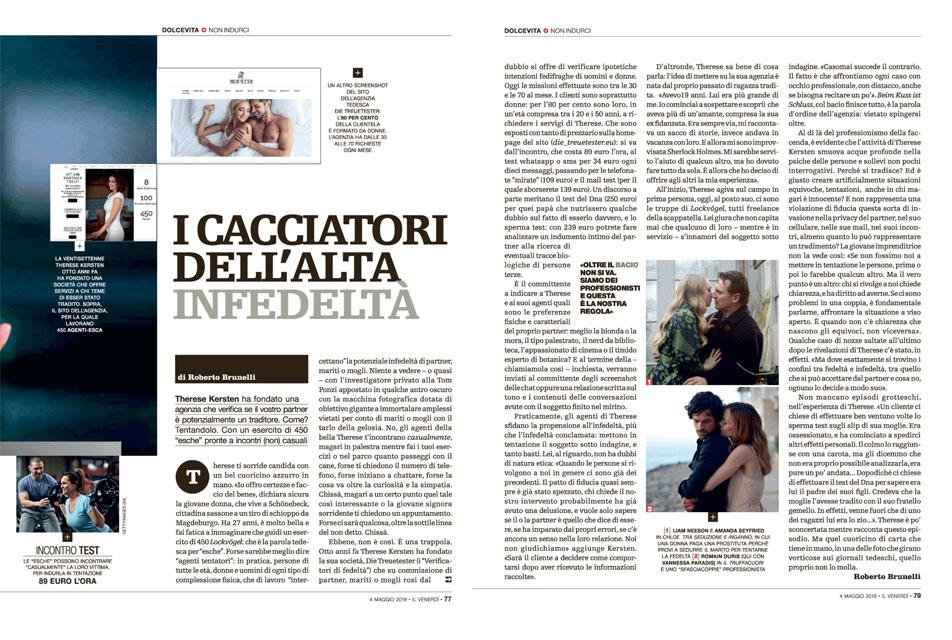 La Repubblica 04.05.2018