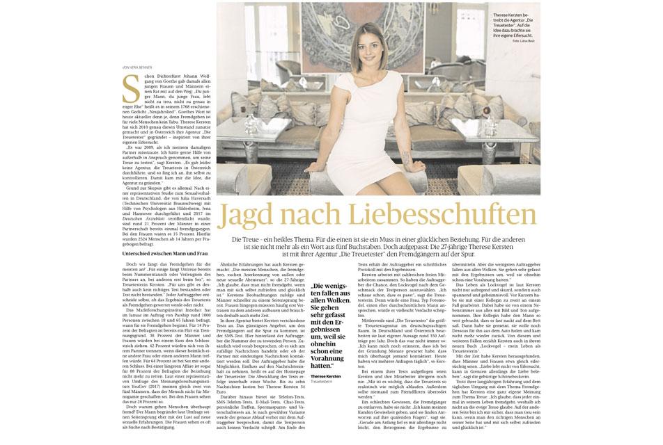 Ludwigsburger Kreiszeitung 05.05.2018