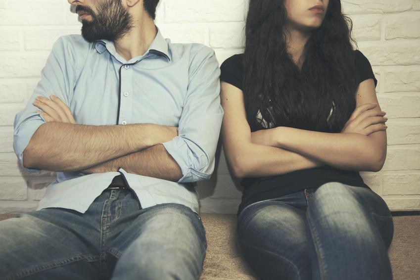 5 häufigsten Beziehungsprobleme