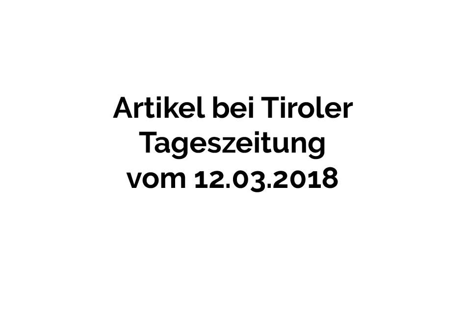 TT 12.03.2018