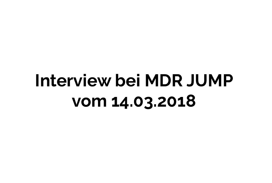 MDR JUMP 14.03.2018