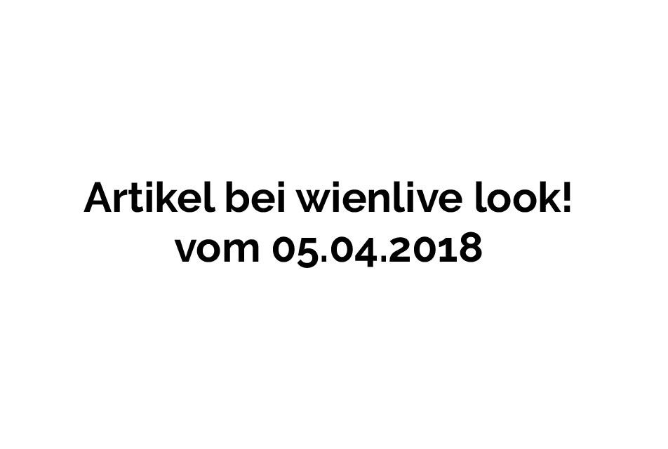 wienlife look! 05.04.2018